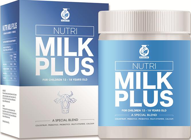 Nutri Milk Plus