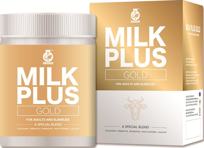 Milk Plus Gold